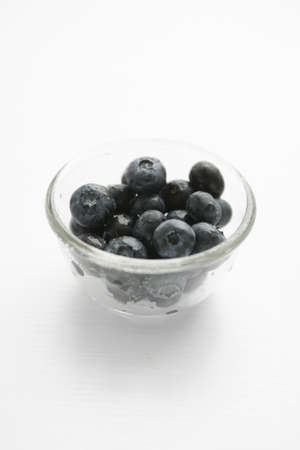 Blueberry of the world food Info.  Stock Photo - 10211259