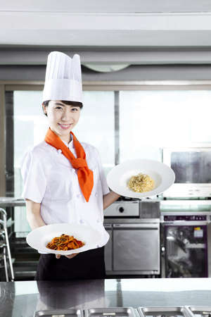 Chef patissier (life kitchen) Stock Photo - 10211363