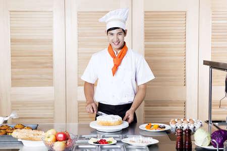 minuteness: Chef patissier (life kitchen)