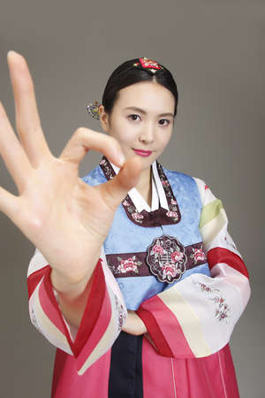 moral obligation and justice: Hanbok (Korean traditional costumes)