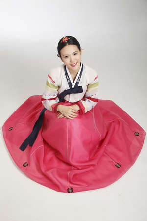 erysipelas photo: Hanbok (Korean traditional costumes)