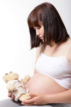 Pregnant Woman Stock Photo - 10211538