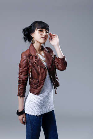 the destined duration of life: Womens lifestyle in winter shopping season