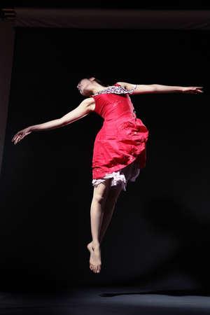 a frill: DANCER