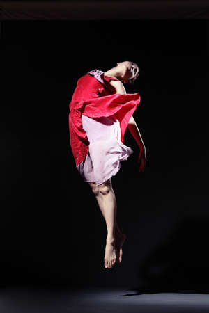 the appointed limit of life: DANCER