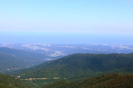 pastures of daegwanryeong: Large pasture