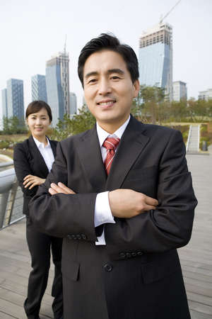 formal dressing: Business Photo