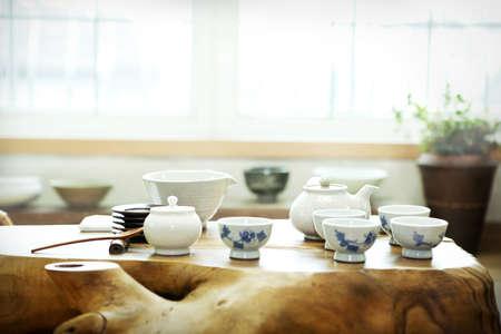 Traditional tea ceremony Stock Photo - 10212291