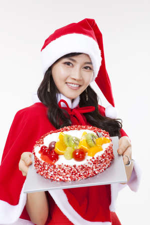 showgoon: Santa Clause in the Christmas season LANG_EVOIMAGES
