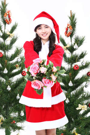 the appointed limit of life: Santa Clause in the Christmas season LANG_EVOIMAGES