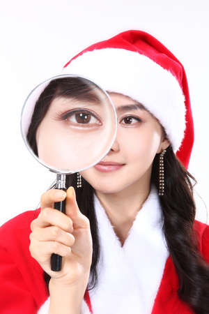 extremely small quantities: Santa Clause in the Christmas season LANG_EVOIMAGES