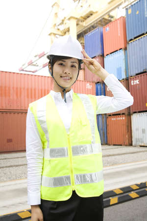 division of official duties: General trade business