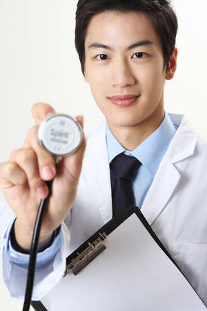 Medical Doctor Stock Photo - 10230786