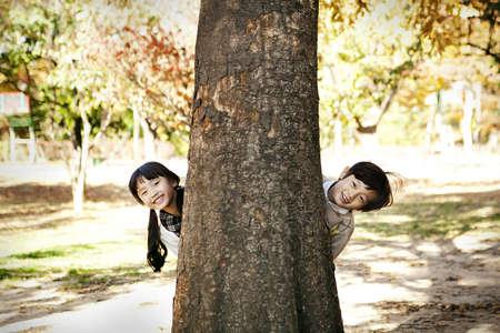 Happy looking Children Stock Photo - 10230807