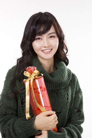 the destined duration of life: Happy Smile during shopping time (Gift)