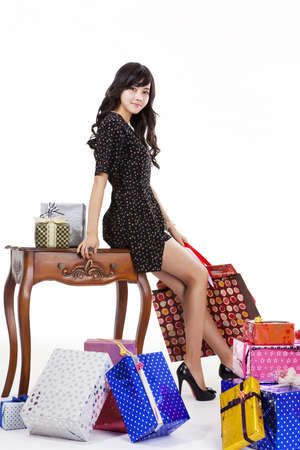 Women's Life & Shopping Stock Photo - 10230920