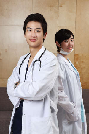 Medical Doctor Stock Photo - 10230966