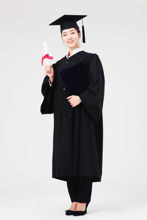 University Commencement Stock Photo - 10231388