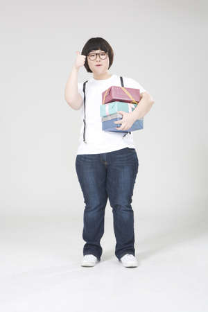obese woman Stock Photo - 16705995