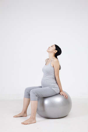 pregnant woman  Stock Photo - 16735300