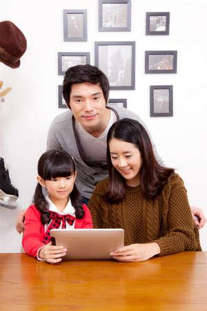 family portrait Stock Photo - 16745095