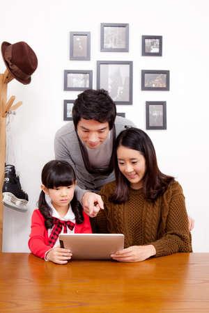 family portrait Stock Photo - 16735134
