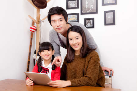 family portrait Stock Photo - 16745099