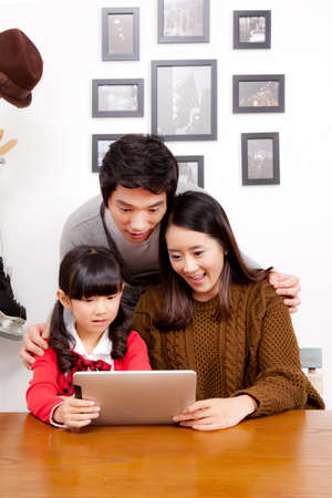 family portrait Stock Photo - 16745101