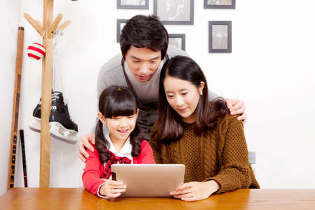 family portrait Stock Photo - 16745103