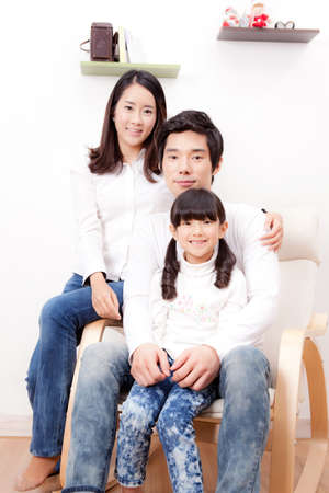 family portrait Stock Photo - 16745149
