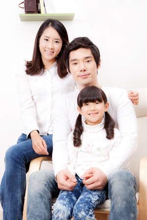 family portrait Stock Photo - 16745151