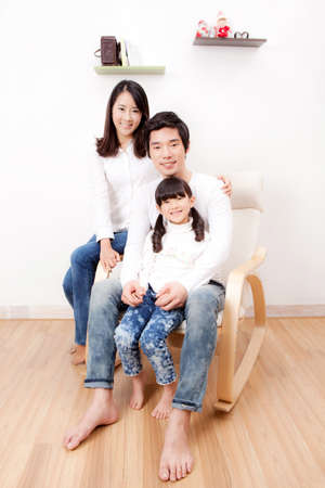 family portrait Stock Photo - 16745158