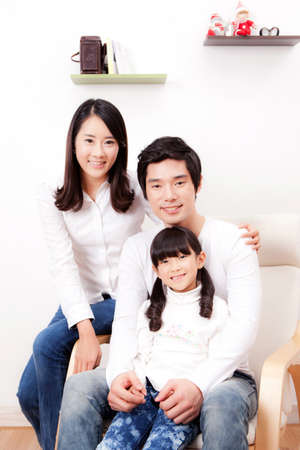 family portrait Stock Photo - 16745164