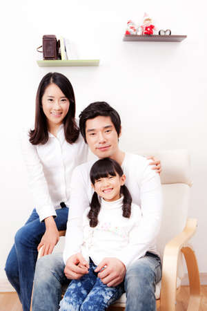 family portrait Stock Photo - 16745167