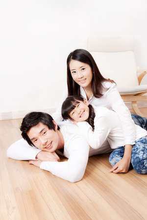 family portrait Stock Photo - 16745180