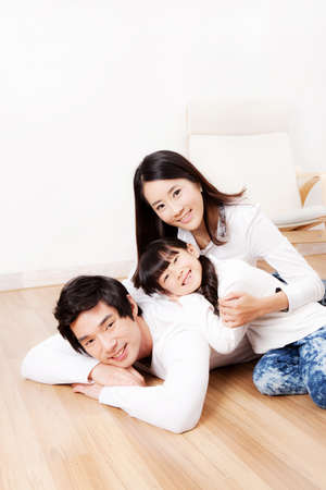 family portrait Stock Photo - 16745182