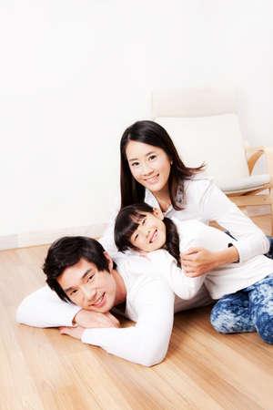 family portrait Stock Photo - 16745185