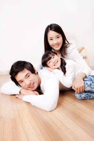 family portrait Stock Photo - 16745188