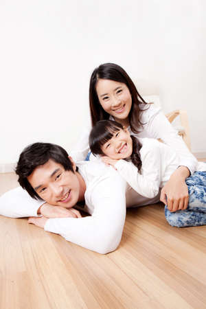 family portrait Stock Photo - 16745190