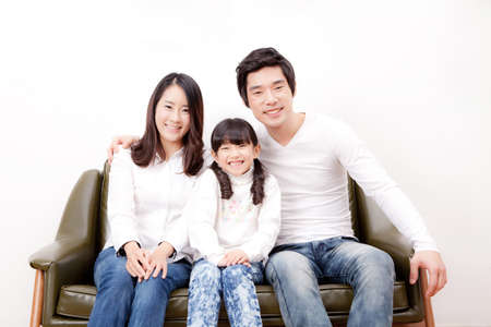 family portrait Stock Photo - 16745193