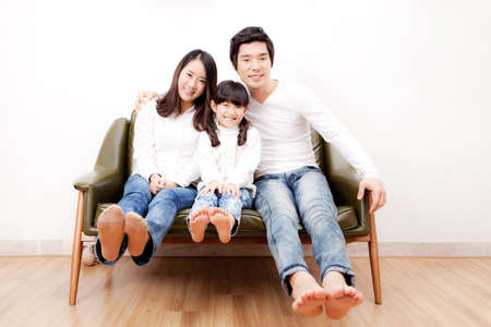 family portrait Stock Photo - 16745195