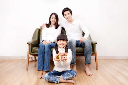 family portrait Stock Photo - 16745200