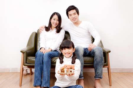 family portrait Stock Photo - 16745203