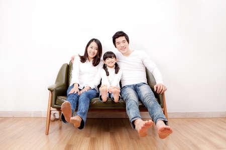 family portrait Stock Photo - 16745205