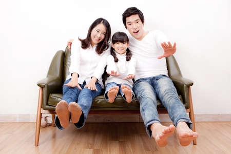 family portrait Stock Photo - 16745207