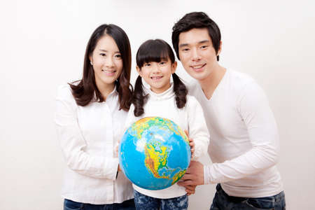 family portrait Stock Photo - 16745209
