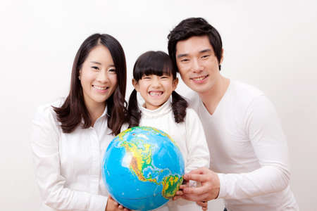 family portrait Stock Photo - 16745212