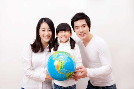 family portrait Stock Photo - 16745214