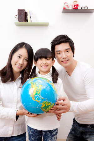 family portrait Stock Photo - 16745216