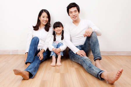 family portrait Stock Photo - 16745219